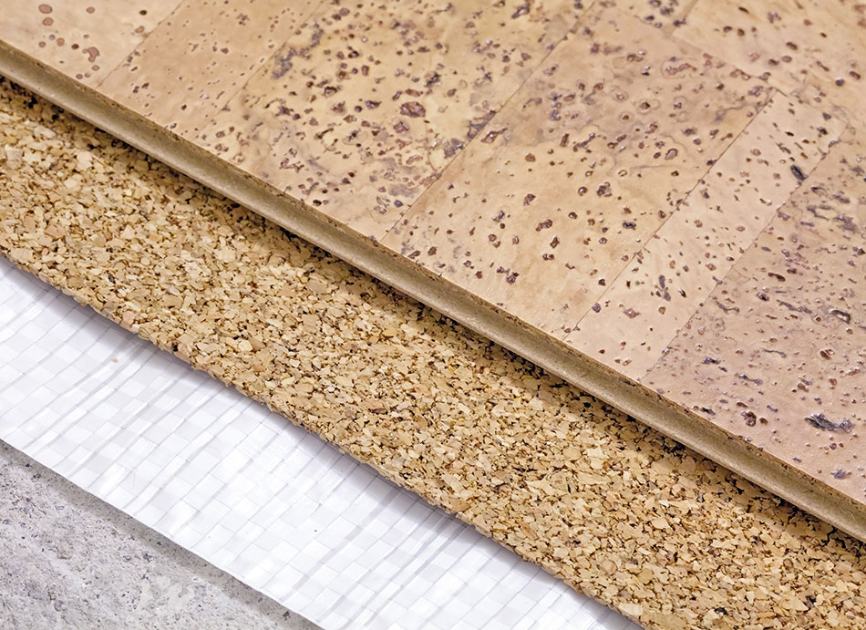 CLS Flooring LLC Cork Flooring Installation